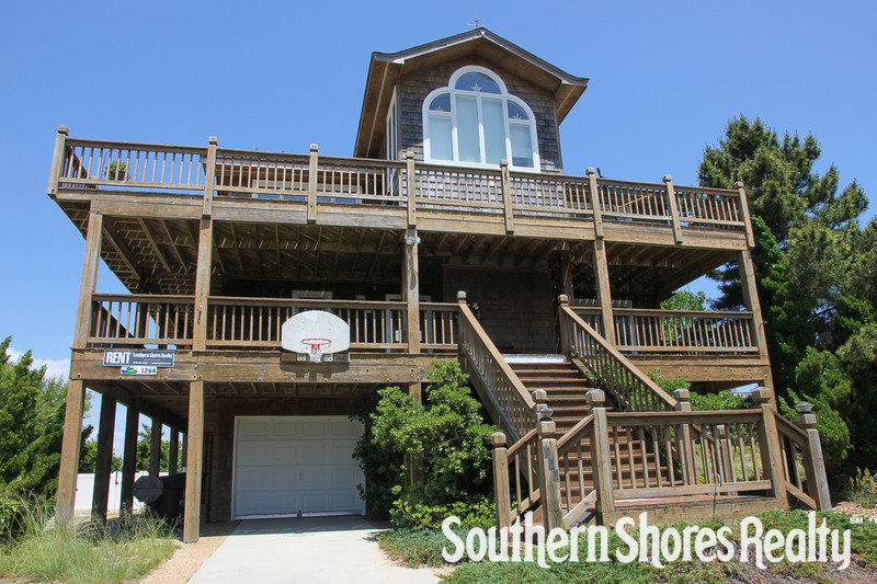 Outer Banks Vacation Rentals - 1264 - PAWS BY THE SEA