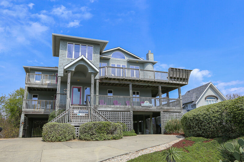 Outer Banks Vacation Rentals - 1159 - PLEASURE ISLAND
