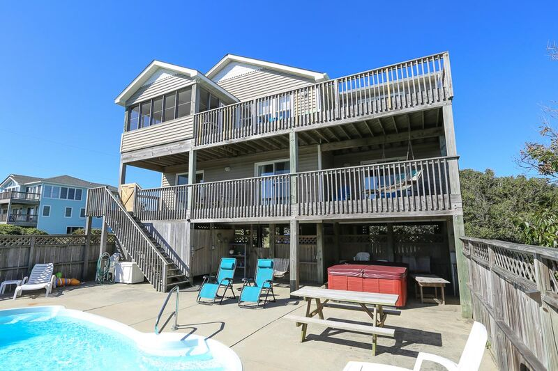 Outer Banks Vacation Rentals - 1088 - SEA GROVE