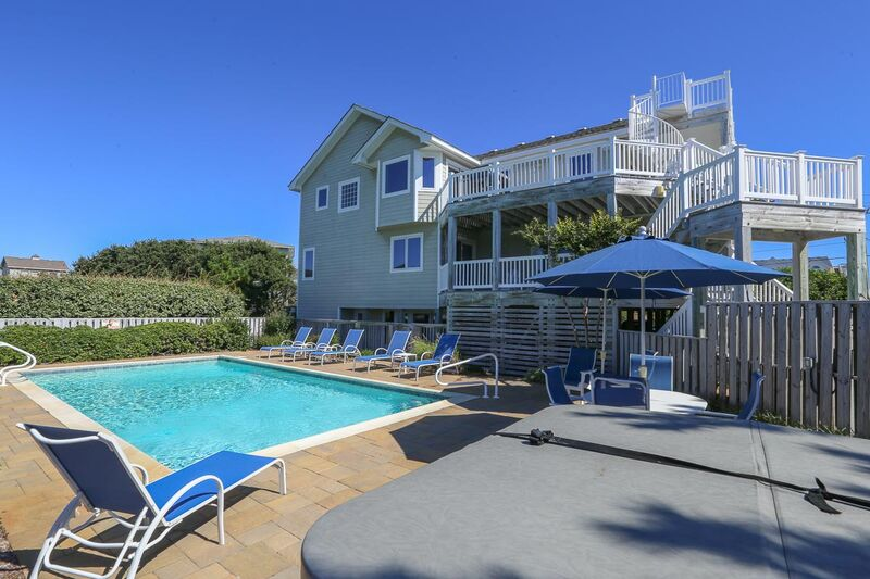 Outer Banks Vacation Rentals - 0522 - SEA EASE