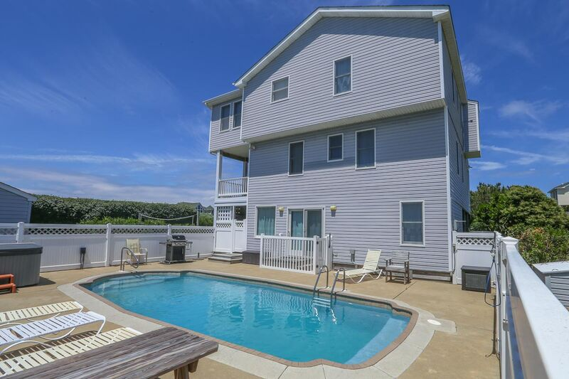 Outer Banks Vacation Rentals - 1218 - SEA BREEZES