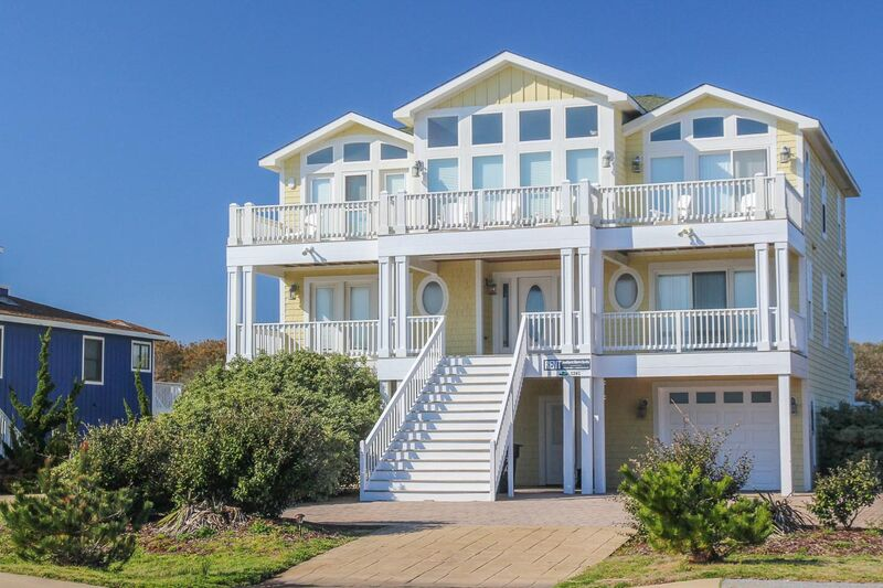 Outer Banks Vacation Rentals - 1281 - SEA-ESTA