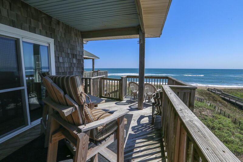 Outer Banks Vacation Rentals - 0160 - SEAS THE VIEW II