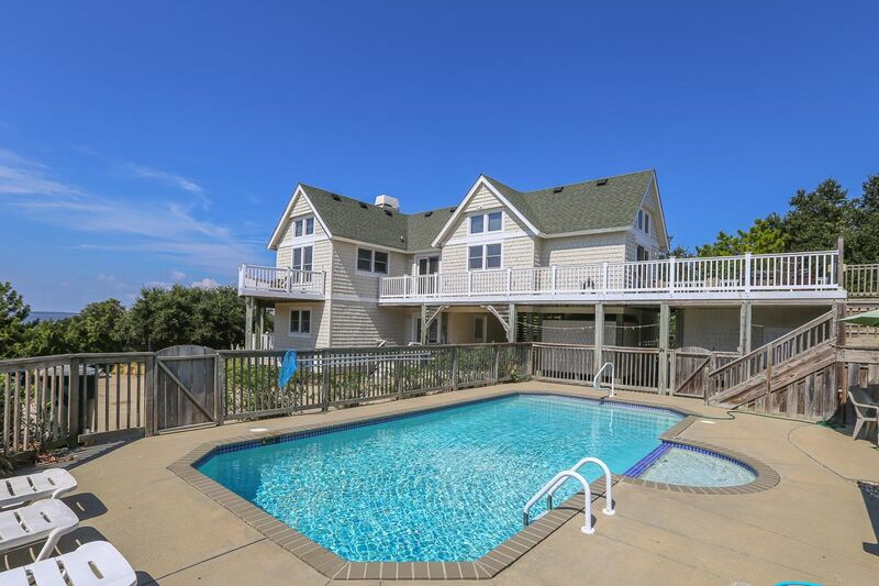 Outer Banks Vacation Rentals - 0045 - SOUND TO SEA