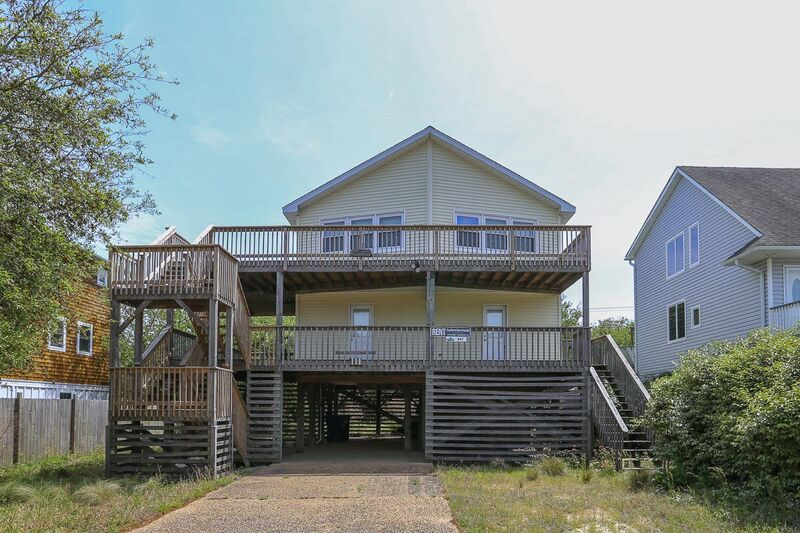 Outer Banks Vacation Rentals - 0047 - YELLOWBIRD