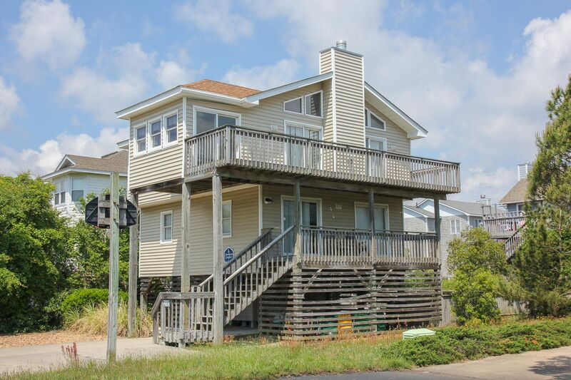 Outer Banks Vacation Rentals - 1011 - SOUTHERN COMFORT IN OCEAN SANDS