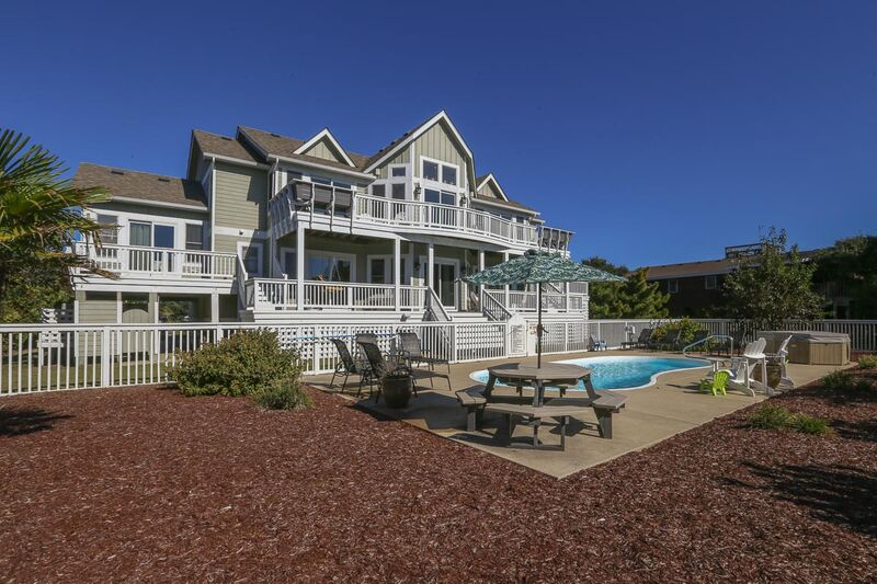 Outer Banks Vacation Rentals - 1017 - SOUTHERN BELLE