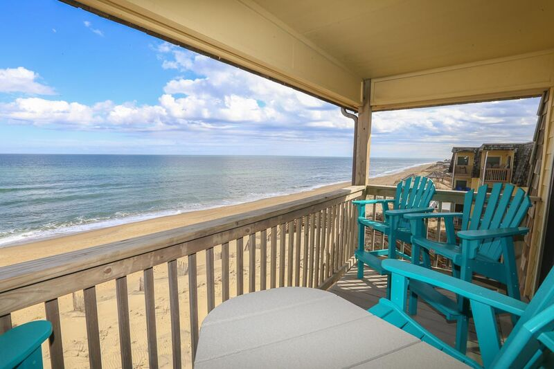 Outer Banks Vacation Rentals - 1166 - THE GOLDEN VIEW