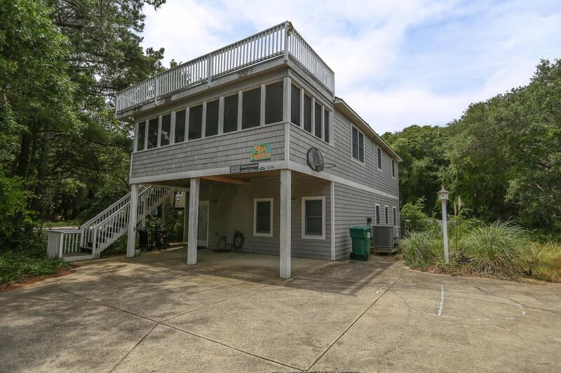 Outer Banks Vacation Rentals - 1174 - SIMPLE PLEASURES