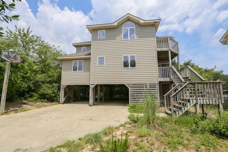 Outer Banks Vacation Rentals - 1189 - WARNERS AWEIGH