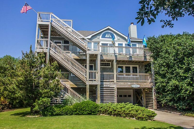 Outer Banks Vacation Rentals - 1228 - TIME & TIDES