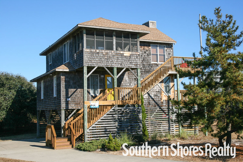 Outer Banks Vacation Rentals - 1259 - TURTLE SHACK