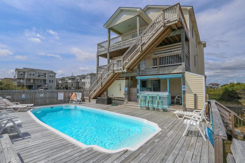 Outer Banks Vacation Rentals - 1282 - SUNNY DAZE