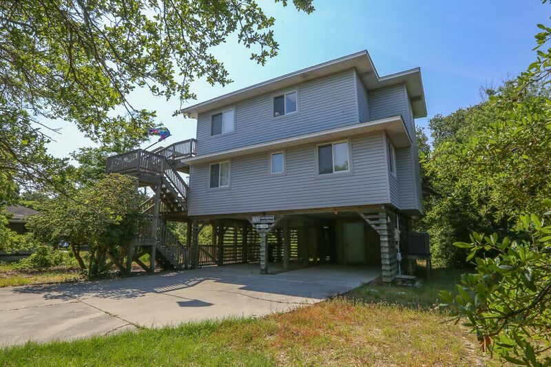 Outer Banks Vacation Rentals - 1288 - THE NAUTICAL BOVINE
