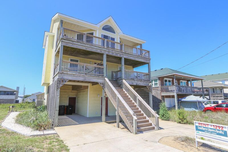 Outer Banks Vacation Rentals - 1292 - TROPICAL BREEZE