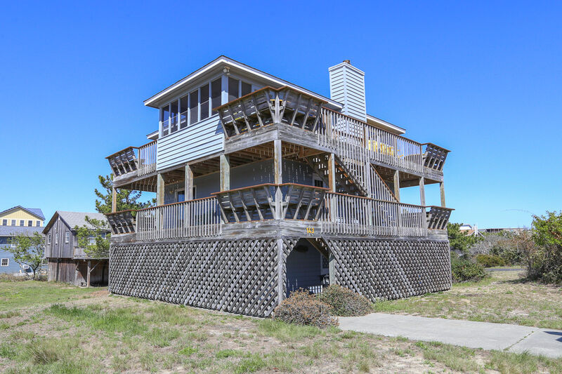 Outer Banks Vacation Rentals - 0169 - TILLETT