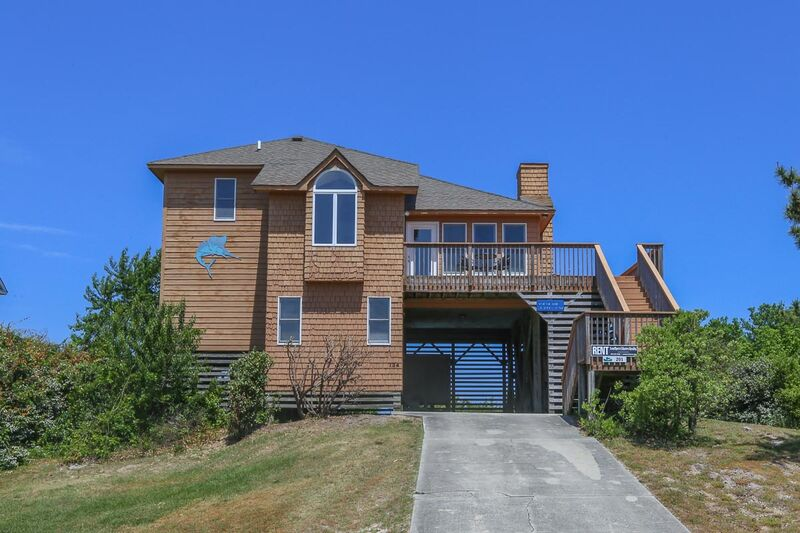 Outer Banks Vacation Rentals - 0201 - TOP OF THE MARLIN