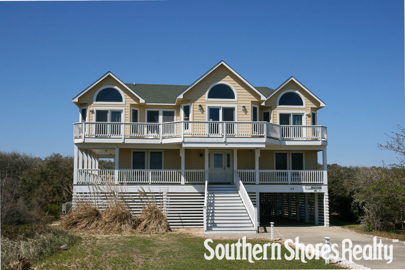 Outer Banks Vacation Rentals - 0348 - SOUTH BOUND