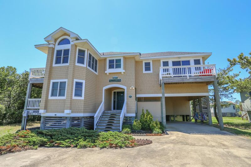 Outer Banks Vacation Rentals - 0457 - SHAMROCK SANDS