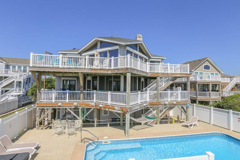 Outer Banks Vacation Rentals - 0528 - SERENDIPITY