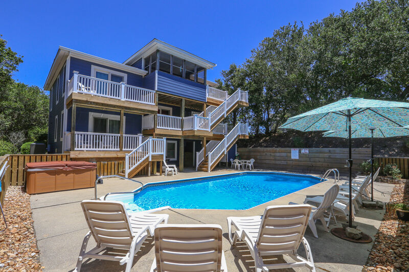 Outer Banks Vacation Rentals - 0565 - SOUTHERN ACCENT