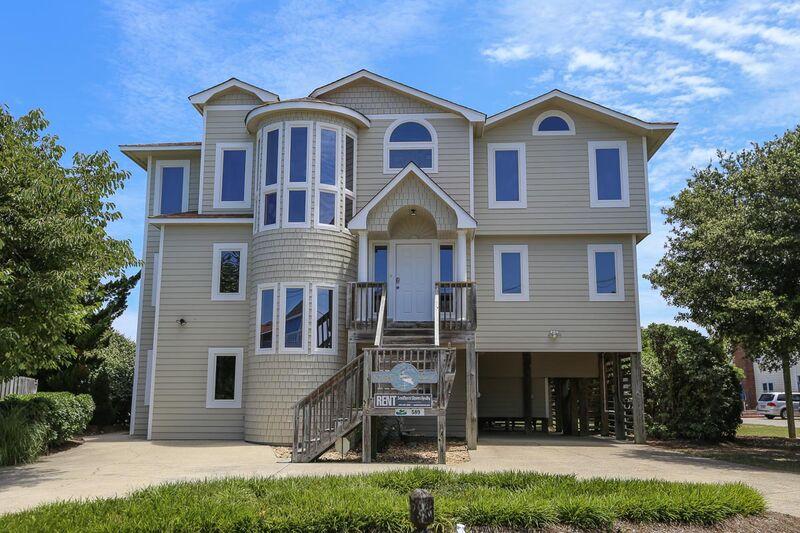 Outer Banks Vacation Rentals - 0589 - STORKS NEST