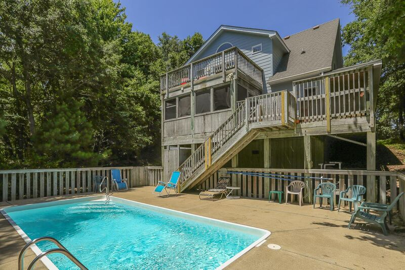 Outer Banks Vacation Rentals - 0635 - TAM'S INN
