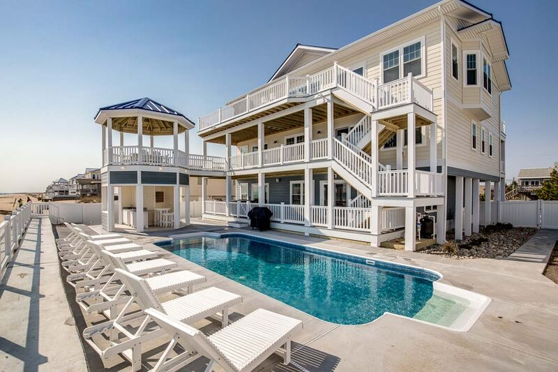 American Dream Virginia Beach Oceanfront Rentals Sandbridge Vacation Rentals