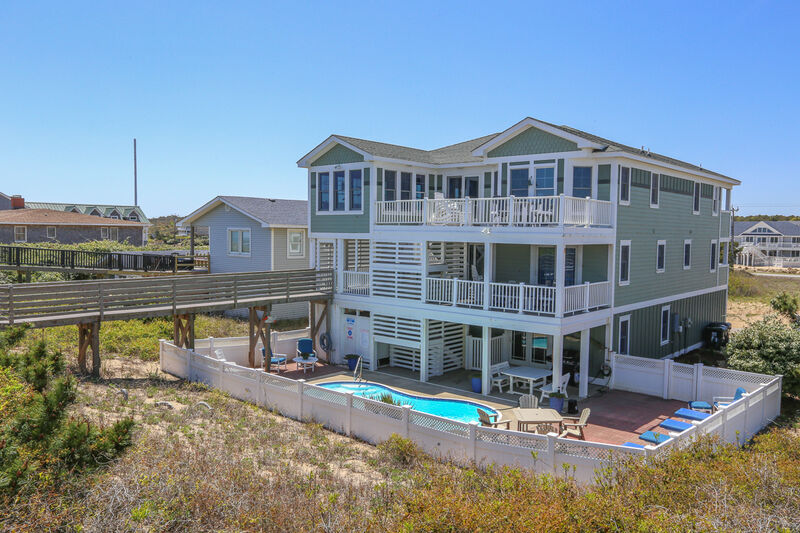 Outer Banks Vacation Rentals - 1300 - SEVEN SEAS