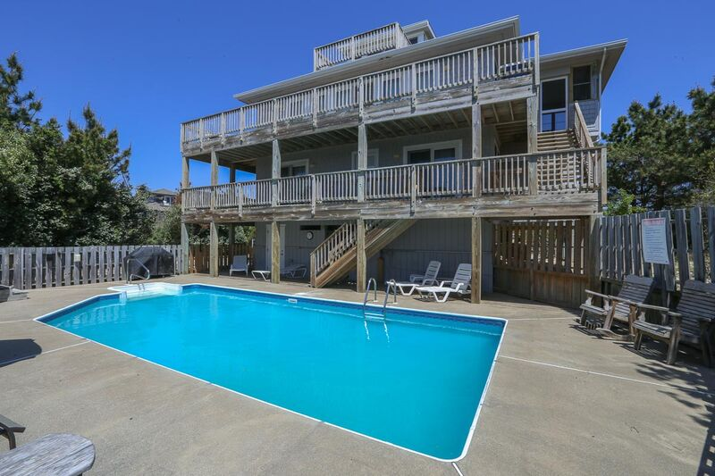 Outer Banks Vacation Rentals - 1303 - STORM WATCH II
