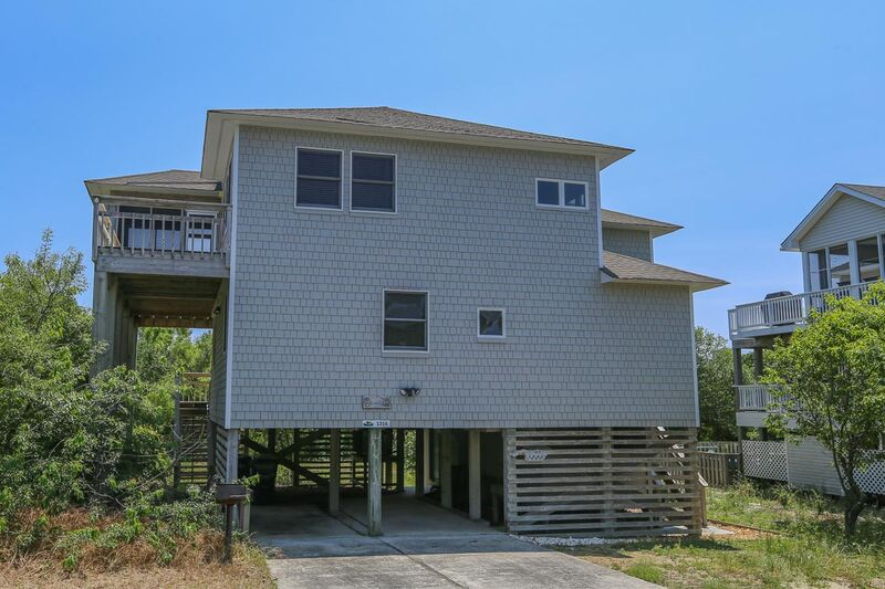 Outer Banks Vacation Rentals - 1316 - WERE IN LUCK