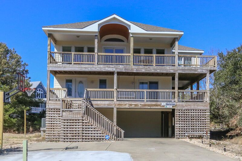 Outer Banks Vacation Rentals - 1320 - ANOTHER DAY OF SEA-RENITY