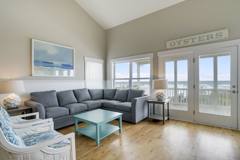 239WE- Oceanfront Duplex