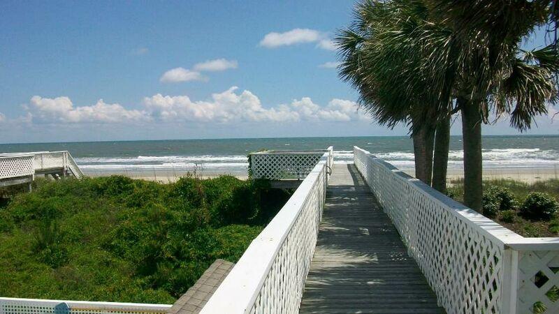 239WW - Oceanfront Duplex