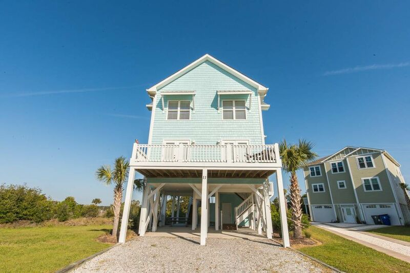 11OLD - Intracoastal Waterway House