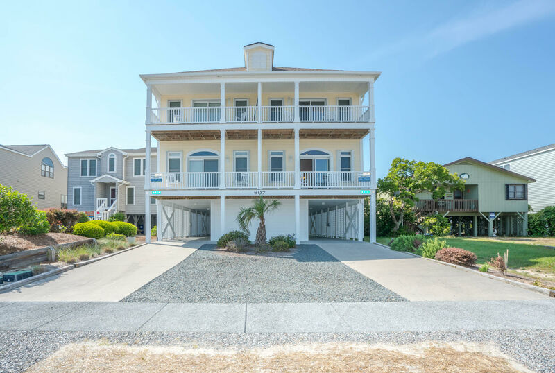 607WM - Oceanfront House - SB