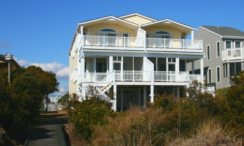 607WM - Oceanfront House - SB