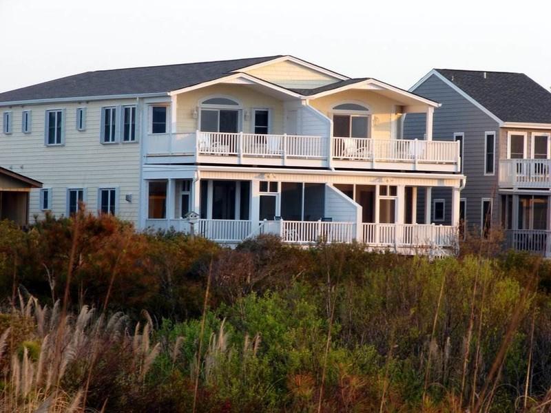 607WM-A Oceanfront Duplex - SB