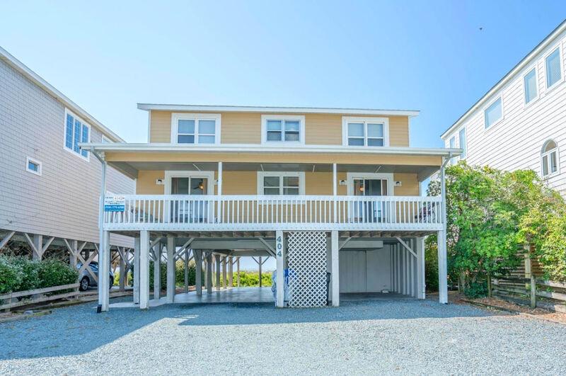 404EM - Oceanfront House - SB