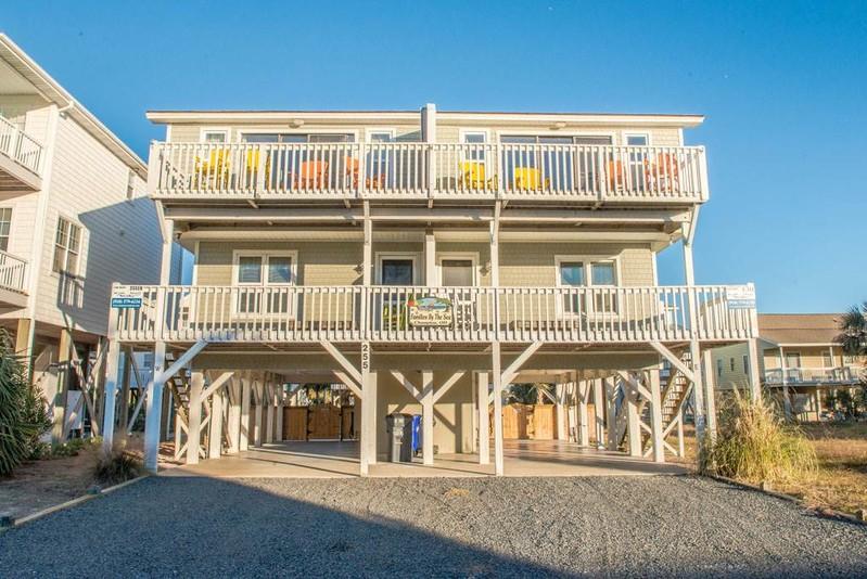 255EW - Oceanview/Second Row Duplex