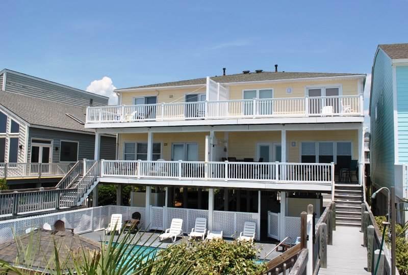 95WE - Oceanfront Duplex