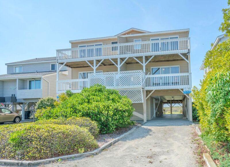 1316EM-B - Oceanfront Duplex- SB