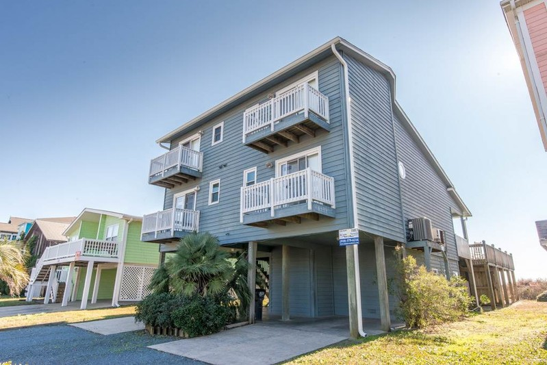 150E1 - Ocean Front House