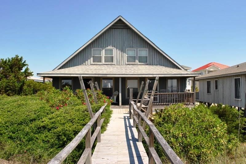 234EW- Oceanfront Duplex