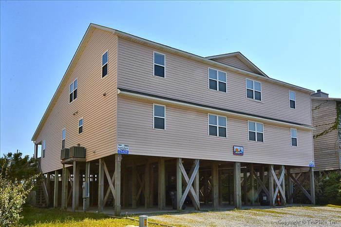 186EE - Oceanfront Duplex
