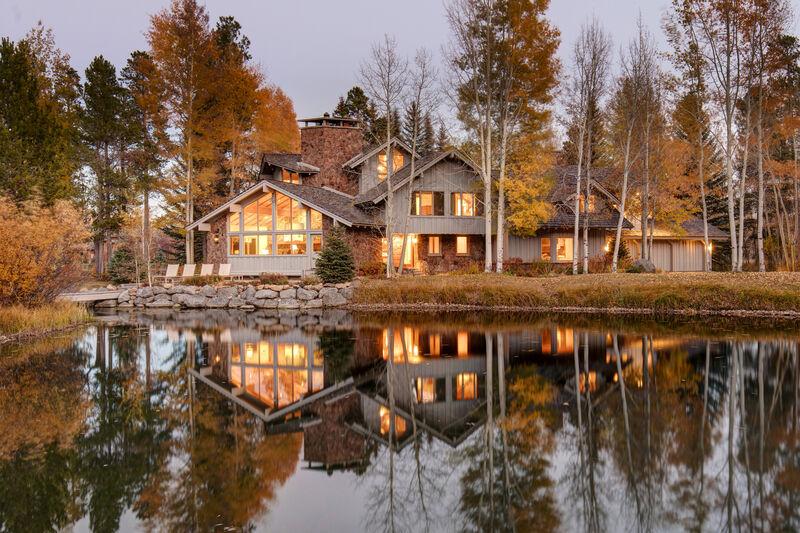 Abode at Teton Garden