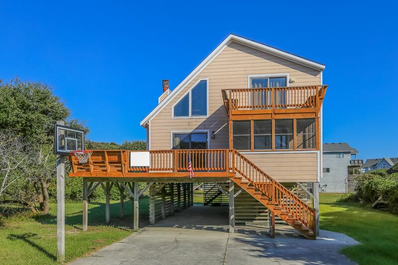 Outer Banks Vacation Rentals - 1324 - TIMBERLAND