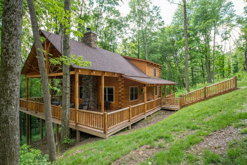 Awe Inspiring Tall Timbers Pet Friendly Hocking Hills Vacation Rental Best Image Libraries Sapebelowcountryjoecom