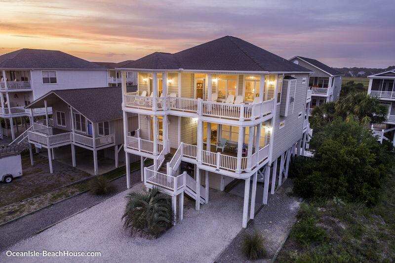 349E1- Ocean Views/Second Row House