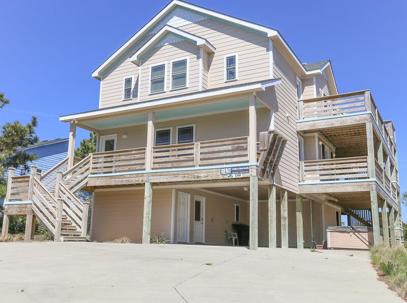 Outer Banks Vacation Rentals - 1268 - WOW